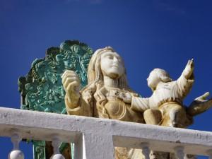 Mirador de la Virgen del Agua Santa