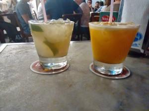 Caipirinha Drinks